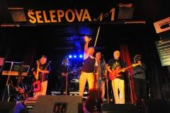 25 Synkopy 61 - 50 let, Šelepka 27.10.2011 (dárek publiku)