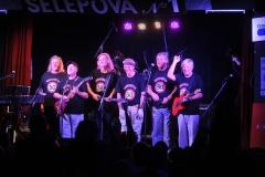26 Synkopy 61 - 50 let, Šelepka 27.10.2011 (závěrečná děkovačka)